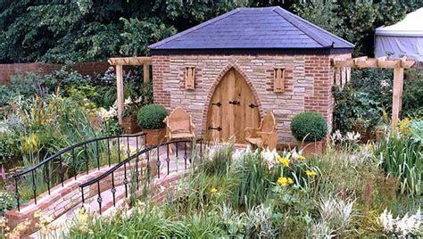 Gartenhaus Massiv Stein by Welches Material W 228 Hle Ich F 252 R Mein Gartenhaus