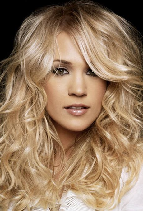 layered haircuts for long curly hair