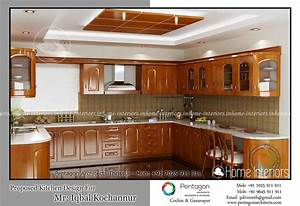 excellent contemporary home modular kitchen interior design With kerala style kitchen design picture