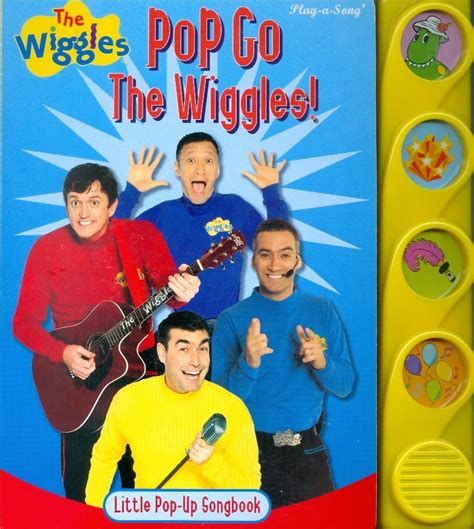 Going To Nursery Book by Pop Go The Wiggles Wigglepedia Fandom Powered By Wikia
