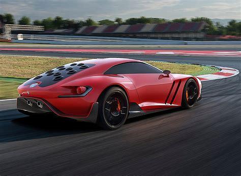 Ferrari Gto 2018 By Agustín Pérez