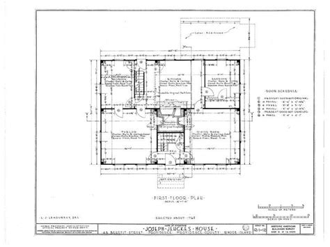 gambrel roofed colonial  england house plans wood framed home blueprints ebay