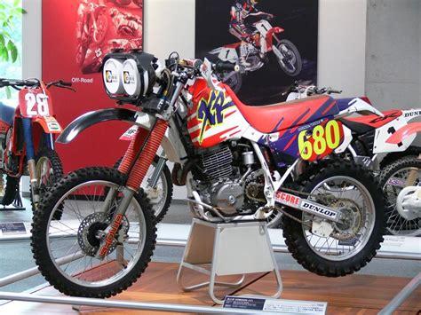 Xr600 Baja【honda Collection Hall】