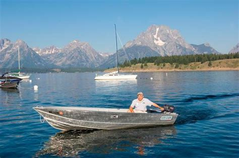 Boat Rental Jackson Lake jackson lake boat rentals signal mountain lodge