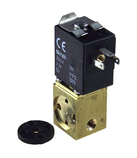 solenoid valve coil seal for ev6 ev7 solenoid valves 24vdc 1 each oea labs global estore