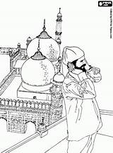 Islamismo Muslims Ensino Religioso sketch template