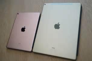 iPad Pro 12 and 9 Comparison