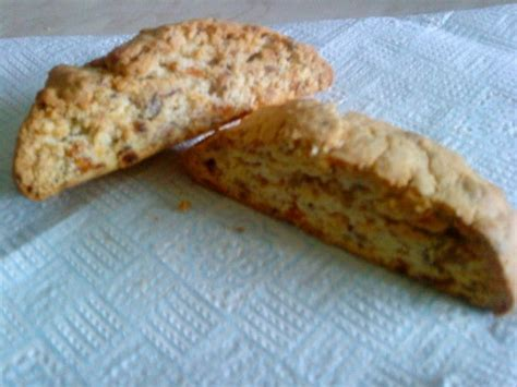 But there are so many different combinations. Cranberry Apricot Biscotti : Apricot Orange Almond ...
