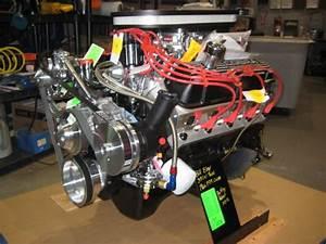 351w    437 Hp Efi Cobra Kit Crate Engine