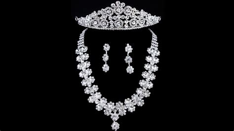 Wedding Jewelry Sets For Brides : Bridal Jewelry Etsy