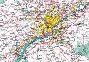 Hilton Garden Inn Pa by Philadelphia Map City Map Of Philadelphia