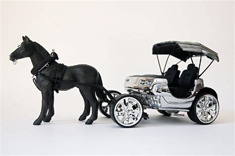 horse electric cars carriage cadillac hoover horses cart 1900 artist truck dean jeremy take 1925 futurama escalade displaced quickly hummer