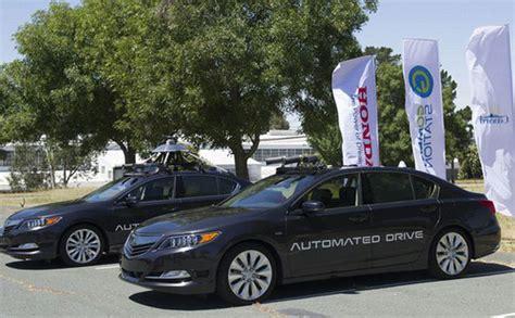 Honda Self Driving Car 2020 by Honda Self Driving Car Autonomous System Could Be Ready