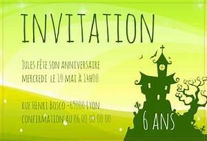 Invitation Anniversaire Fille 9 Ans : carte d 39 invitation d 39 anniversaire fille 9 ans ~ Melissatoandfro.com Idées de Décoration