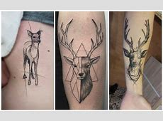 Tatuaje Venado Mano Tattooart Hd