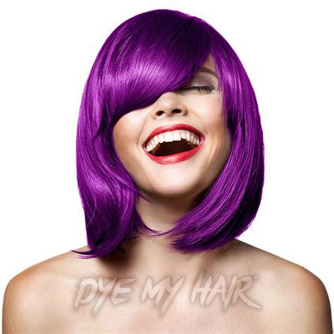 manic panic purple colors manic panic purple semi permanent hair dye high