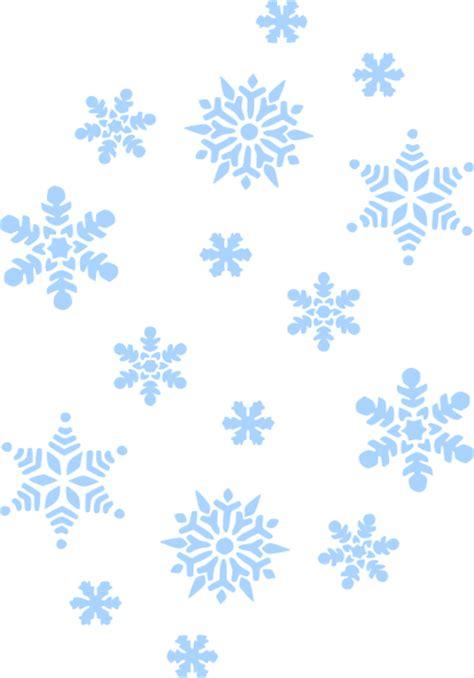 pale blue snowflake clip art  clkercom vector clip