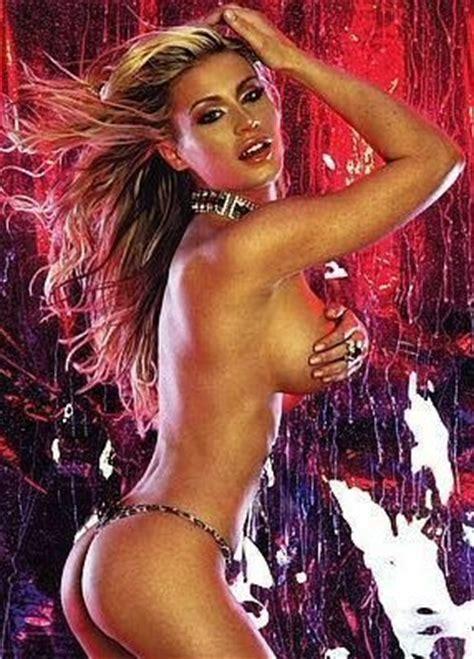 wwe diva ashley topless pics