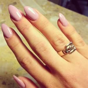 Light pink stiletto nails | Nails | Pinterest