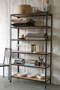 Industrial Kitchen Shelving Units