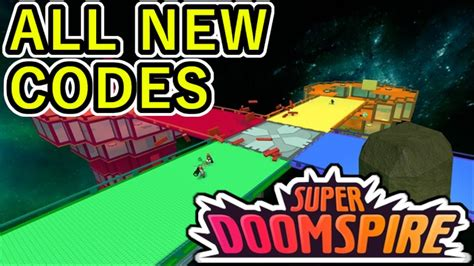 Today we will be listing valid and working codes for roblox super doomspire for our fellow gamers. All New Working Codes In Super Doomspire Roblox Youtube - Roblox Music Codes Meme 2019