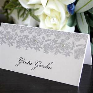 wedding place card name card by 2by2 creative With pictures of wedding place cards