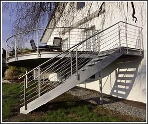treppe fur balkon rf56 hitoiro With französischer balkon mit treppe für garten