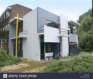 Rietveld Schröder Haus : rietveld schr der haus entworfen von de stijl architekten gerrit rietveld in den 1920er jahren ~ Orissabook.com Haus und Dekorationen