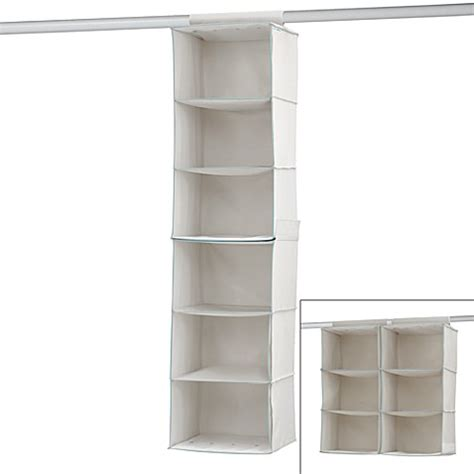 Real Simple® 6shelf Sweater Organizer In White  Bed Bath