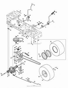 Mtd 13an77ss299  247 288831   2012  Parts Diagram For