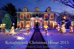 Best Neighborhoods to See Holiday Lights in 2015