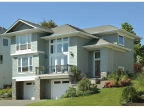 hillside floor plans free home plans hillside garage plans