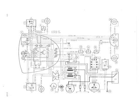 Bmw R75 5 Wiring Diagram by 71 R75 5 Starter Relay Issue