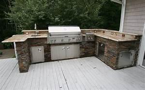 custom built outdoor kitchens 2010 u shape kitchen With kitchen cabinets lowes with custom outdoor stickers