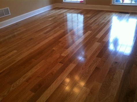 unfinished white oak flooring home depot choosing between solid or engineered prefinished hardwood