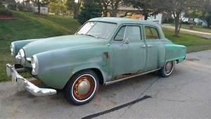 1950 Studebaker Four Door For Sale