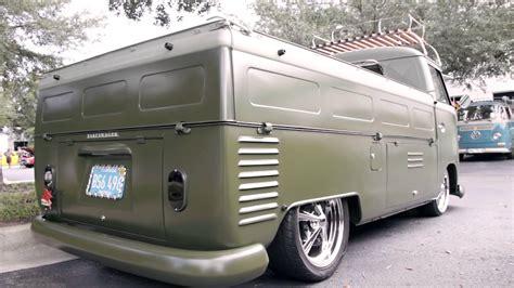 Volkswagen Type Ii Flatbed Pickup Truck