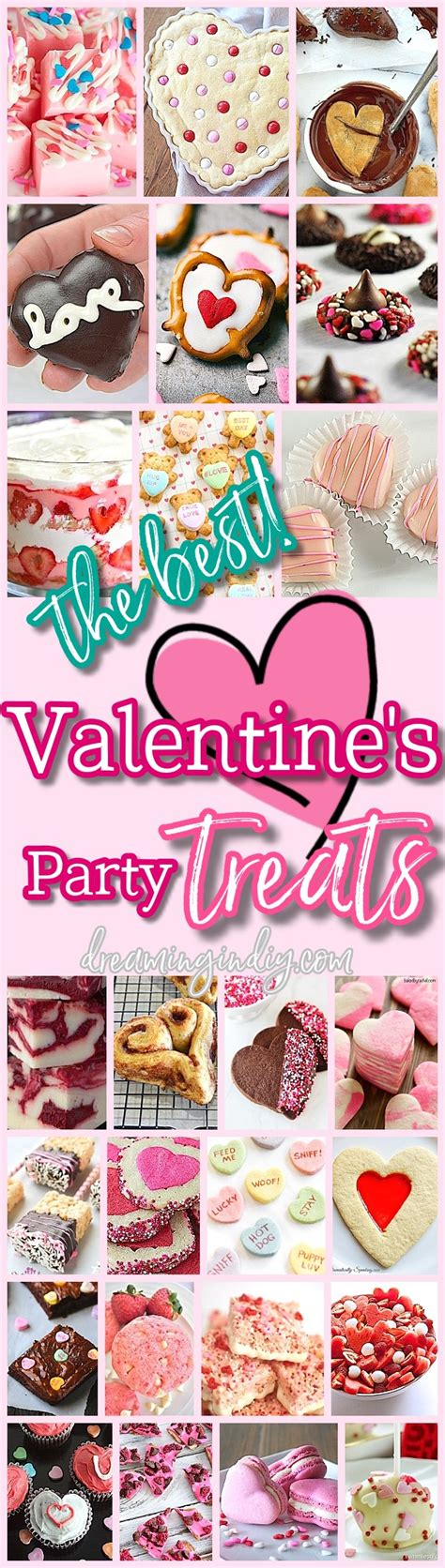 The Best Easy Valentine's Day Desserts And Party Treats