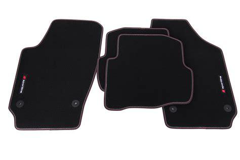 tapis de sol seat 2 premium sportline tapis de sol pour seat ibiza 4 iv 6l 233 e 2002 2008 tapis de voiture pour