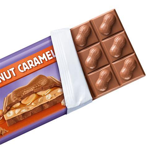 Milka Peanut Caramel 276g  Online kaufen im World of