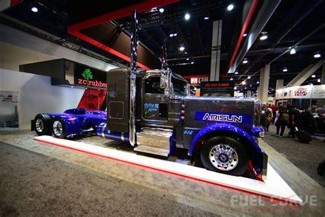 sema  gallery day  trucks fuel curve