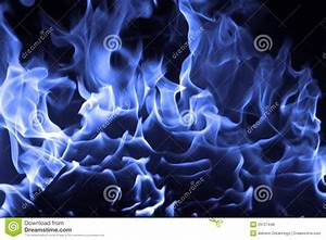 Blue Fire Royalty Free Stock Photos - Image: 29727448