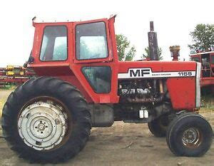 massey ferguson 1105 1135 1155 tractors shop service manual mf1105 1mf135 mf1155 ebay