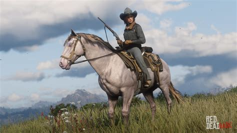 dead rdr2 horse andalusian redemption playstation ps4 access update players perlino early weapons score exclusives breeds game users xbox gaming