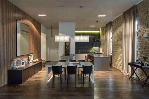 industrial urban abodes modern loft apartment