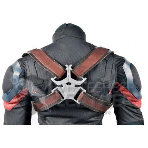Captain America Civil war Steve Rogers Full Costume suit ...