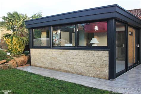 extension cuisine veranda extension véranda pour la rénovation d 39 une maison à