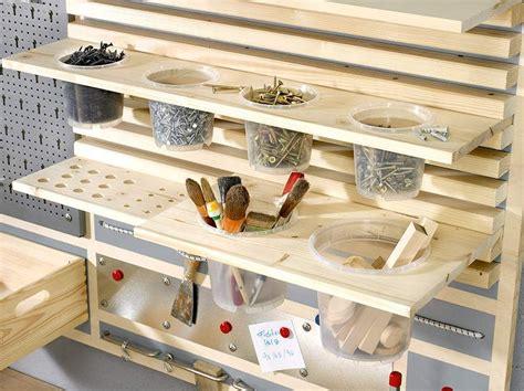 Garage Werkzeugwand by Toom Kreativwerkstatt Werkzeugwand Quot Kalle Quot Werkstatt