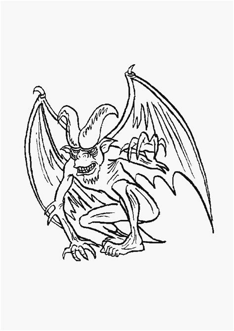 Kleurplaat Enge Monsters by Coloring Page Coloring Pages 22