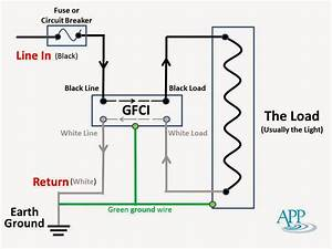 Multiple Gfci Schematic Wiring Diagram